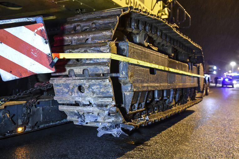 Binnenkort volgt er een reconstructie van dit ongeval op de Mandekensstraat.