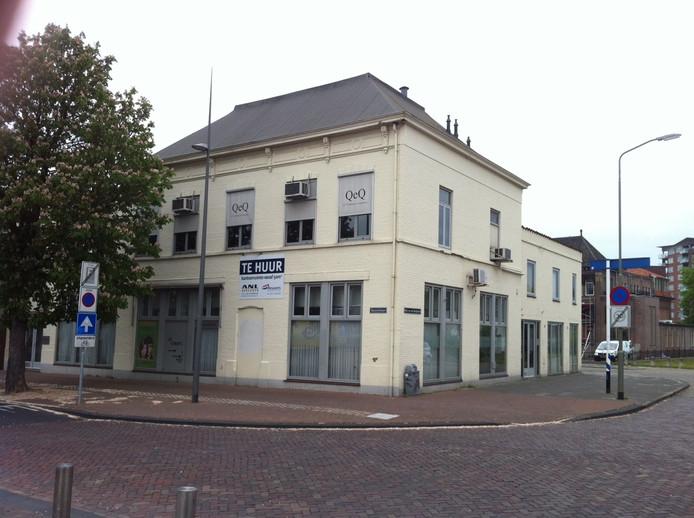 Het voormalige hotel Luijk.