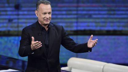 Tom Hanks in gesprek over rol in 'Pinocchio'