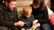 Voorlezen in de bib
