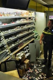 Grote sigarettenbuit bij inbraak in BP-tankstation in Oisterwijk, veel politie op de been