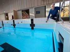 Even 900.000 liter water in een zwembad pompen