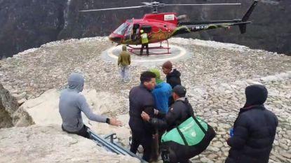Jonathan Borlée moet zuurstof toegediend krijgen: Belgian Tornado per helikopter geëvacueerd naar Kathmandu