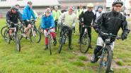 Achtste Boekeltocht voor mountainbikers en cyclo's