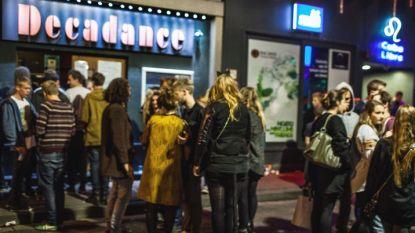 Iconische danstempel Decadance in Gentse Overpoort sluit de deuren