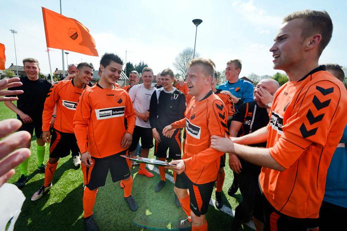 Sportlust Glanerbrug pakte vorig seizoen ook al de titel.