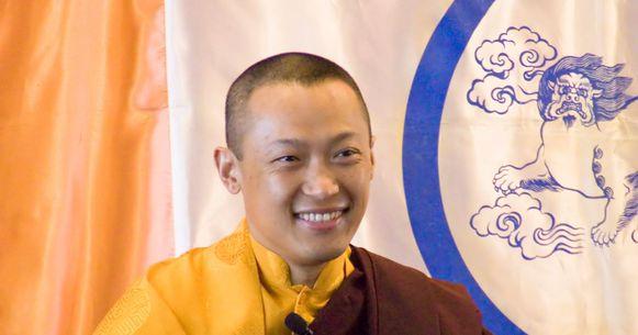 Mipham Rinpoche in 2007 in München.