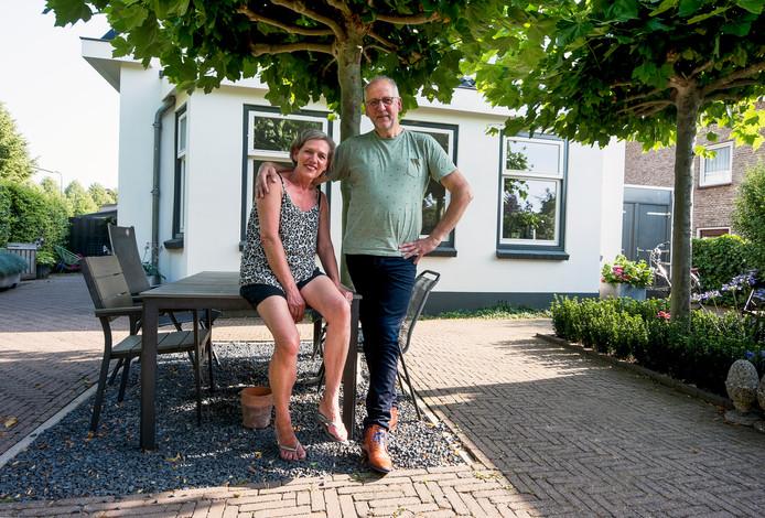 Serie Dorpsstraat 1, deze keer in Houten met Inge en Dirk.