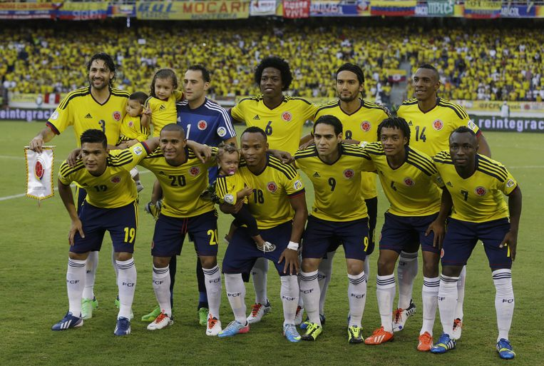 Colombia. Beeld ap
