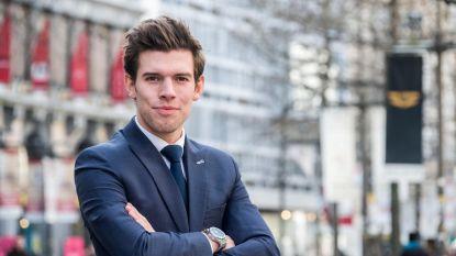 Van dakloze tiener tot succesvolle zakenman: jonge Antwerpenaar Tommaso stampt luxemerk uit de grond