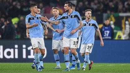 Bombardeert Lazio zich tegen Inter definitief tot titelkandidaat?