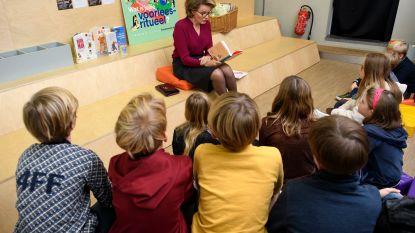 Bibliotheek ontvangt wel heel speciale gast: koningin Mathilde komt voorlezen aan 'brussen'