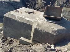 LPV wil blootgelegde bunker in Vlissingen houden