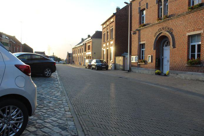 De deelwagen wordt binnenkort geplaatst op het gemeenteplein van Pepingen.