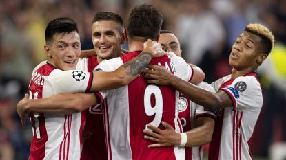 Football Talk (28/8). Ajax grijpt tegen APOEL ticket voor CL - Tielemans en Praet door in League Cup