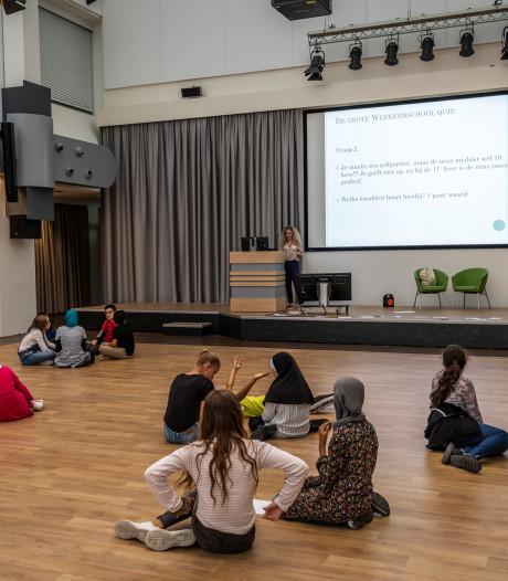 Eindhovense Trudo Weekendschool bestaat 10 jaar