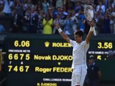 Novak Djokovic retrouve sa place de numéro 1