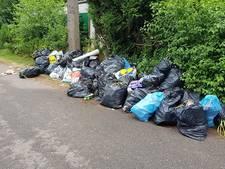 Stinkende vuilniszakken en ratten op Fort Oranje: 'Het wordt met de dag maffer'