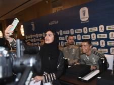 De vrouwen zitten vanavond apart bij Juve-Milan in Saoedi-Arabië