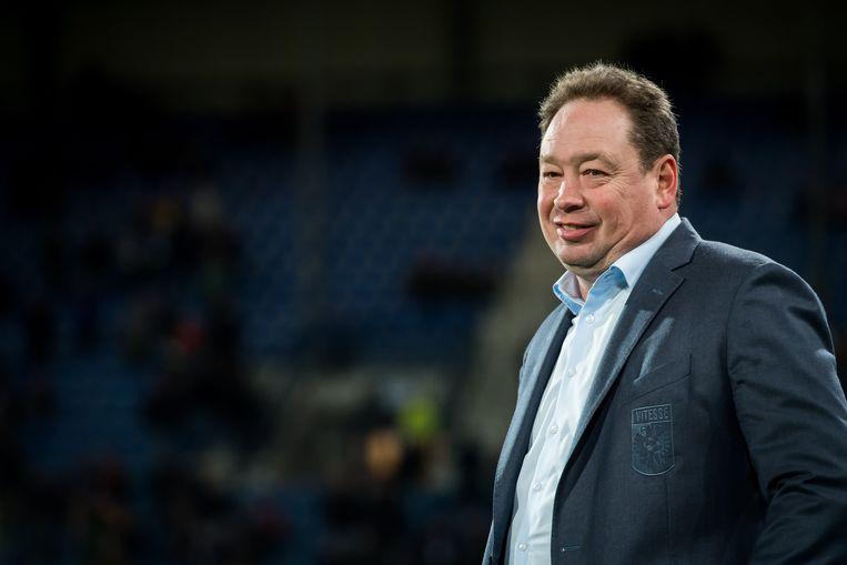 Leonid Sloetski. Beeld ANP Sport
