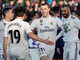 Real Madrid na zege terug op vierde plek