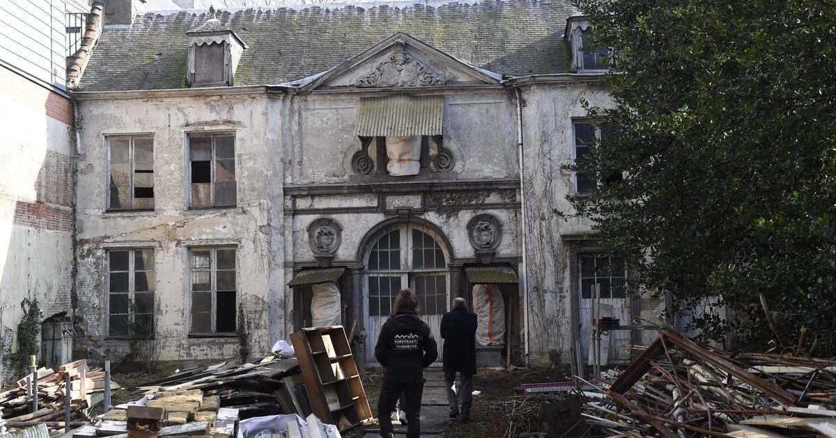 b0d1a9ee9f6 Huis Salvator verbouwd tot 4 woningen   Antwerpen   In de buurt   HLN