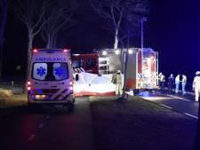 Vrouw (27) overleden bij ernstig ongeluk op N353 bij Havelte