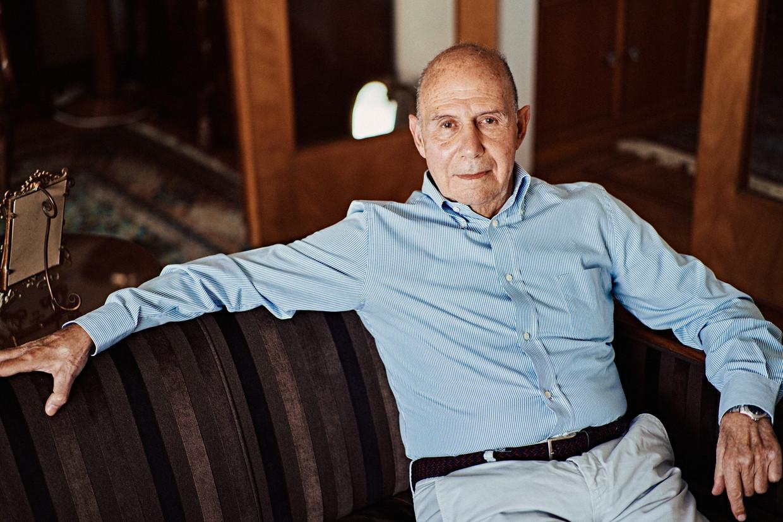 Norbert Vos. Beeld Thomas Sweertvaegher