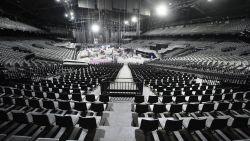 """Concerten kúnnen weer, maar wie begint eraan? """"Eén op drie stoelen vullen: dat is gewoon niet rendabel"""""""