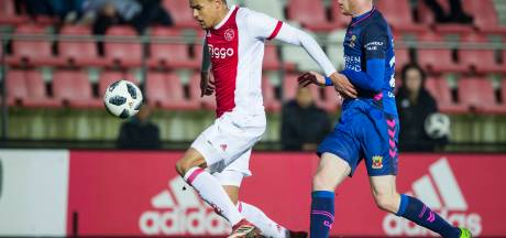 Werkhoven ook na Jong Ajax ongeslagen als basispeler GA Eagles