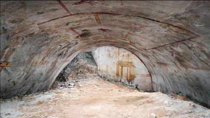 Verborgen ondergrondse kamer in gouden paleis van keizer Nero ontdekt
