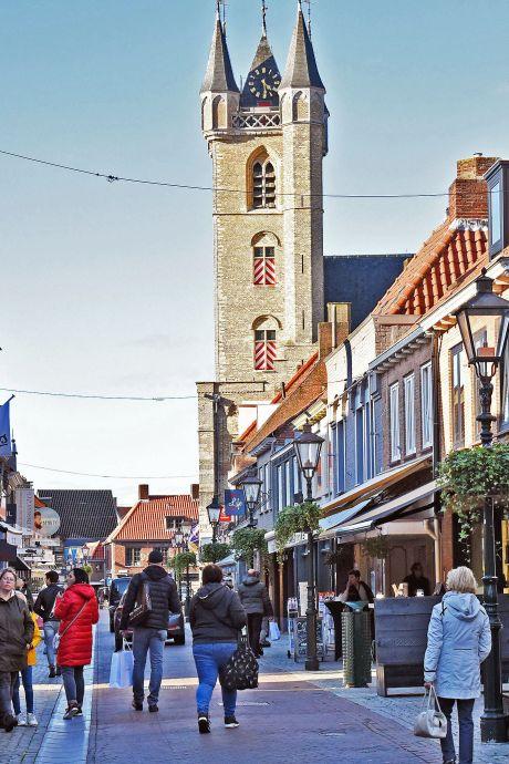 Winkeliers in Sluis proberen er het beste van te maken, ook al is de horeca dicht: 'Het wordt weer spannend'