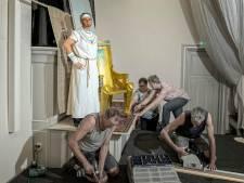 Vrouw vertolkt rol van Mozes in kerkmusical