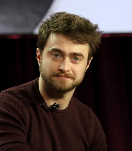 Vonk Daniel Radcliffe en vriendin sloeg over tijdens intieme scène