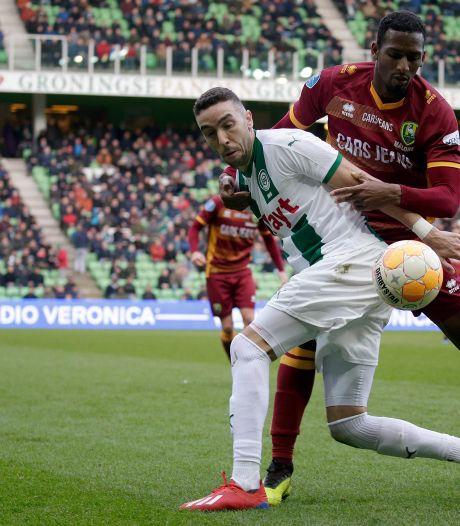 Haagse Mahi speelt morgen tegen ADO, de club die hem als jochie wegstuurde: 'Ik heb dagen onder mijn dekens gehuild'