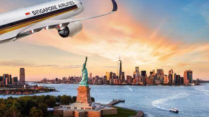 16.700 kilometer in 18 uur en 45 minuten: dit is langste lijnvlucht ter wereld