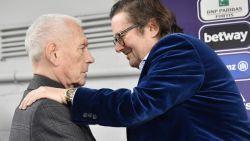 """Verschueren haalt uit naar Van Holsbeeck: """"Hij heeft mij 14 jaar lang 'vermeden'"""""""