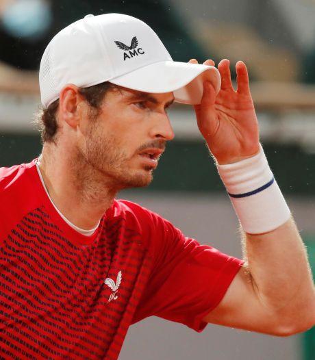 Van corona herstelde Murray definitief niet naar Australian Open