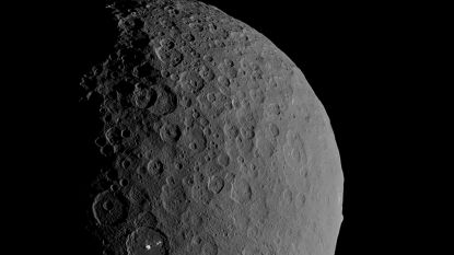 Wetenschappers bestempelen dwergplaneet Ceres als 'oceaanwereld'