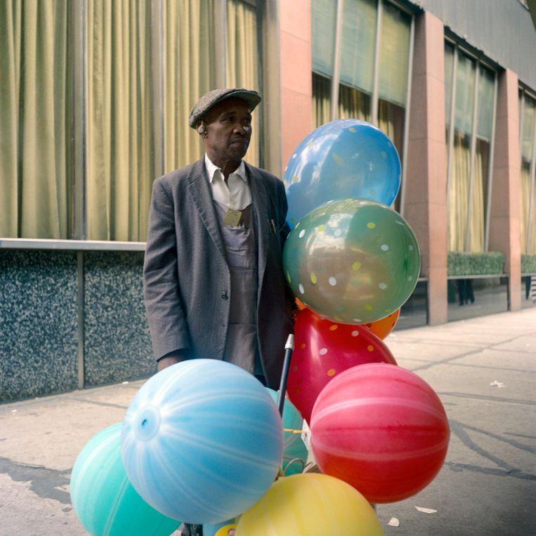 Chicago, 1971. Beeld Nalatenschap Vivian Maier, Maloof Collection en Howard Greenberg Gallery, New York
