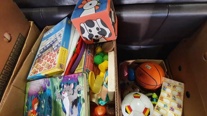 WEB schenkt speelgoed aan kwetsbare gezinnen
