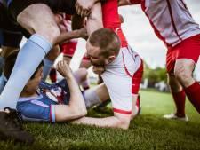 Team van SV De Braak blijft zwijgen na massale knokpartij en is klaar met seizoen: 'Politie doet nog onderzoek'