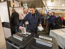 Naar de stembus voor Europees Parlement