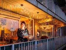 Sanne (46) uit Steenwijk wil met Lichtjesfestival donkere dagen doorkomen: 'Moet toch wat gezelligheid brengen'