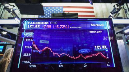 Apple en andere techaandelen krijgen klappen op rood Wall Street