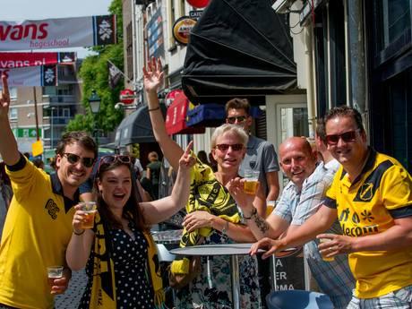 NAC verdrukt Breda Jazz: 'Het festival is wel een beetje voorbij'