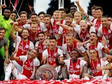 'Ajax wint de titel op negentig procent ook wel'