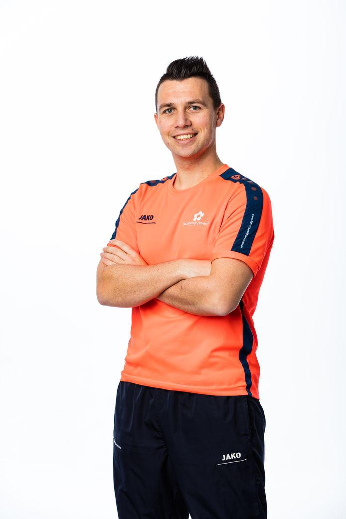 Niels de Vries, Sport- en Beweegcoach van Sportbedrijf Deventer