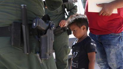 """Bestaat ze wel, de wet die kinderen van hun ouders scheidt en die Trump zelf """"verschrikkelijk"""" vindt?"""
