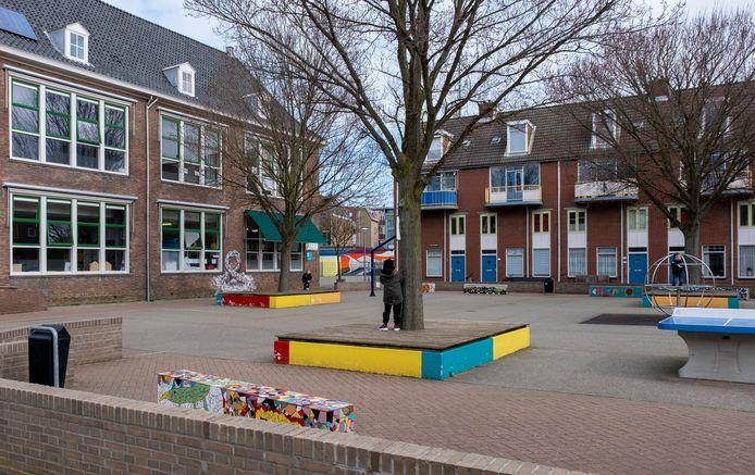 Frans Naerebout school in Vlissingen.
